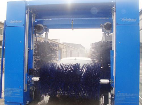 Car washer equipment & energy saving & effectively protected