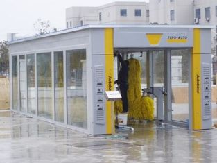 चीन High Effectively Protected Tunnel Car Wash Equipment Comfort And Stability आपूर्तिकर्ता