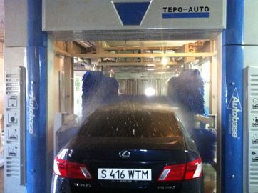 चीन Automatic Car Wash Tunnel Systems TEPO-AUTO-TP-1201-1 quick cleaning speed आपूर्तिकर्ता