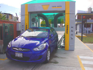 चीन Electric Reliable Car Washing Machine , High Speed Tunnel Car Washer आपूर्तिकर्ता