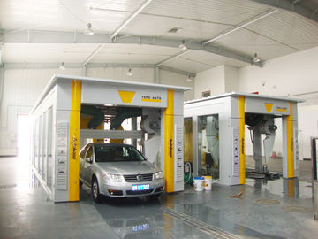 चीन Tunnel-type Automatic Car Washing Machine For Washing 600 - 800 Cars Per Day आपूर्तिकर्ता