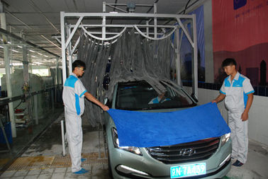 चीन Computer Control Car Wash Equipment Autobase , High Accuracy आपूर्तिकर्ता