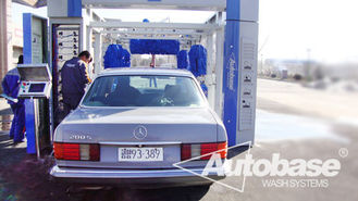 चीन Automatic Tunnel car wash machine TEPO-AUTO TP-701 आपूर्तिकर्ता