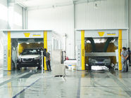 TEPO - AUTO Car Wash Tunnel Equipment with No scratch the car paint performance